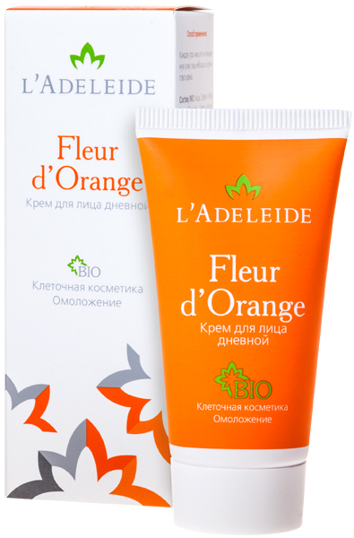 Ladeleide fleur dorange крем для лица дневной