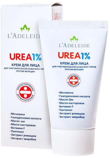 Крем для лица и тела urea 5
